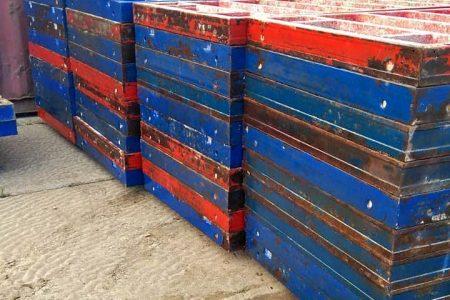 Опалубка на нашем складе профкомплект