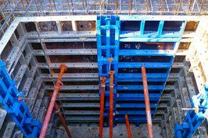 лифтовых шахт ГАММА (аналог PERI TRIO)