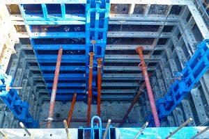 Опалубка лифтовых шахт ГАММА