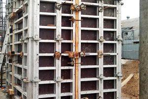 Опалубка лифтовых шахт МЕКОС