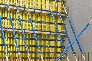 Опалубка стен DOKA FRAMAX крупнощитовая стальная